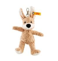 Steiff - Steiffs Minis - Schlüsselanhänger - Anhänger Mr. Cupcake Hase, beige, 13cm