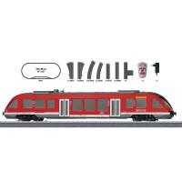 Märklin - Märklin Start up - Startpackung Moderner Nahverkehr 230 Volt DB AG H0 VI