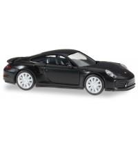Herpa - Porsche 911 Turbo, schwarz