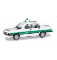 Herpa - BMW 528i Polizei Bayern