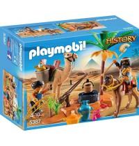 Playmobil® 5387 - History - Grabräuber-Lager