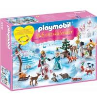 Playmobil® 9008 - Christmas - Adventskalender Eislaufprinzessin im Schlosspark