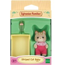 Sylvanian Families - Tigerkatzen Baby