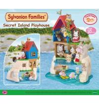 Sylvanian Families - Themen-Sets - Urlaub - Inselspielhaus
