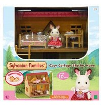 Sylvanian Families - Starter-Haus, Blisterpackung