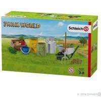 Schleich - World of Nature - Farm Life - Fütterung der Bauernhoftiere