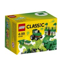 LEGO® Classic - 10708 Kreativ-Box Grün