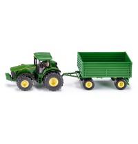 SIKU Farmer - Traktor mit Anhänger