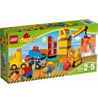 LEGO® DUPLO® - 10813 Große Baustelle