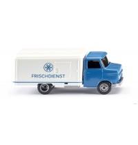 Wiking - Tiefkühlwagen Opel Blitz Frischdienst