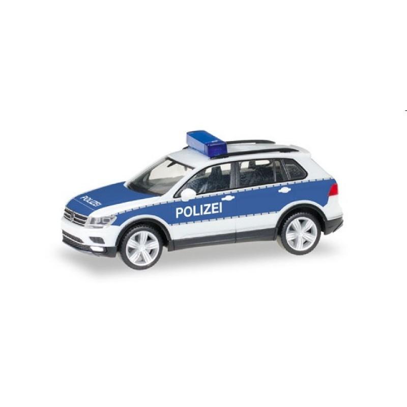 Herpa - VW Tiguan Polizei Brandenburg