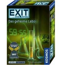 KOSMOS - EXIT - Das Spiel - Das geheime Labor
