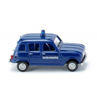 Wiking - Gendarmerie - Renault R4