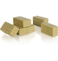 Wiking - Quaderballen 6 Stück - 66 x 35 x 25 mm
