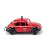 Wiking - Feuerwehr - VW Käfer 1200 Berufsfeuerwehr Köln