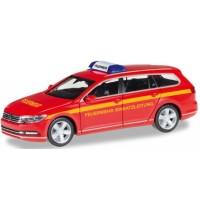 Herpa - VW Passat Variant Feuerwehr Einsatzleitung