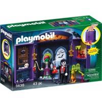 Playmobil® 5638 - Aufklapp-Spiel-Boxen - City Action - Monsterburg