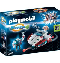 Playmobil® 9003 - Super 4 - Skyjet mit Dr X & Roboter