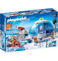 Playmobil® 9055 - City Action - Polar-Expedition - Polar Ranger Hauptquartier