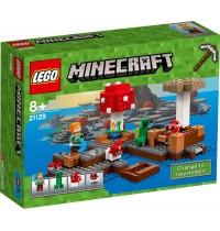 LEGO® Minecraft - 21129 Die Pilzinsel