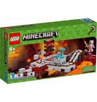 LEGO® Minecraft - 21130 Die Nether-Eisenbahn
