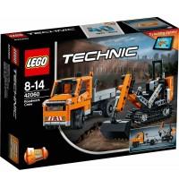 LEGO® Technic - 42060 Straßenbau-Fahrzeuge