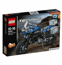 LEGO® Technic - 42063 BMW R 1200 GS Adventure