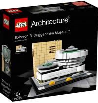 LEGO® Architecture - 21035 Solomon R. Guggenheim Museum