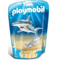 Playmobil® 9065 - Family Fun - Hammerhai mit Baby