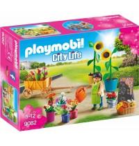 Playmobil® 9082 - City Life - Blumenhändler