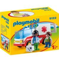 Playmobil® 9122 - 1.2.3. - Rettungswagen