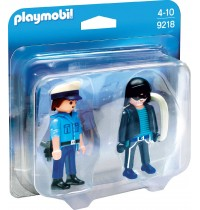 Playmobil® 9218 - Duo Packs - Duo Pack Polizist und Langfinger