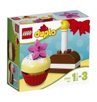 LEGO® DUPLO® - 10850 Mein erster Geburtstagskuchen