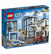 LEGO® City - 60141 Polizeiwache