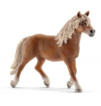 Schleich - World of Nature - Farm Life - Pferde - Haflinger Hengst