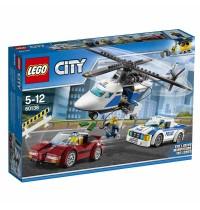 LEGO® City - 60138 Rasante Verfolgungsjagd