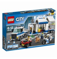 LEGO® City - 60139 Mobile Einsatzzentrale