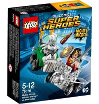 LEGO® DC Universe Super Heroes - 76070 Mighty Micros: Wonder Woman vs. Doomsda