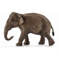 Schleich - World of Nature - Wild Life - Asien und Australien - Asiatische Elefantenkuh