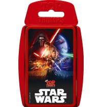 Winning Moves - Top Trumps Star Wars™ Episode 7
