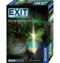 KOSMOS - EXIT - Das Spiel - Die vergessene Insel