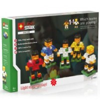LightStax Soccer Team 125 Steine
