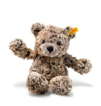 Teddyb. Terry 30 braun melier