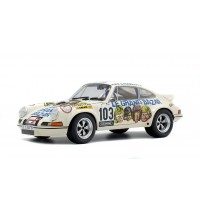 1:18 Porsche 911 RSR (1973) Le Grand Bazar Tour Auto