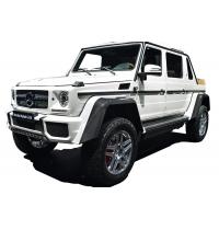 1:18 Mercedes Maybach G650 Landaulet weiß