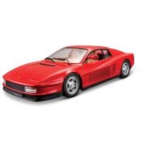 1:24 Ferrari Testarossa rot Bburago