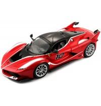 1:24 Ferrari FXX-K rot Bburago