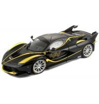1:18 Ferrari FXX-K, schwarz Bburago Signature