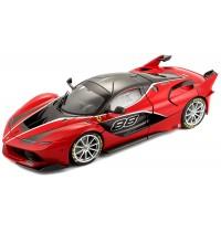 1:18 Ferrari FXX-K, rot Bburago Signature