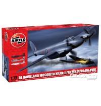 Airfix - D.H. MOSQUITO MkII/VI/XVIII